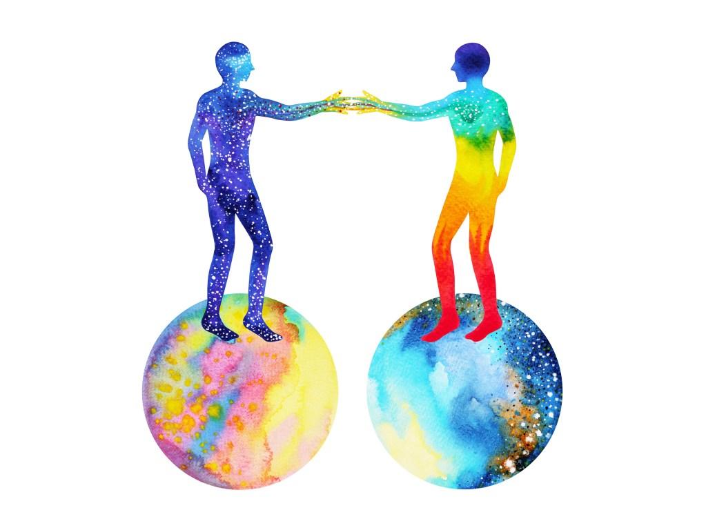 Met behulp van geweldloze communicatie kun je conflict juist zien als een kans om elkaar te begrijpen.